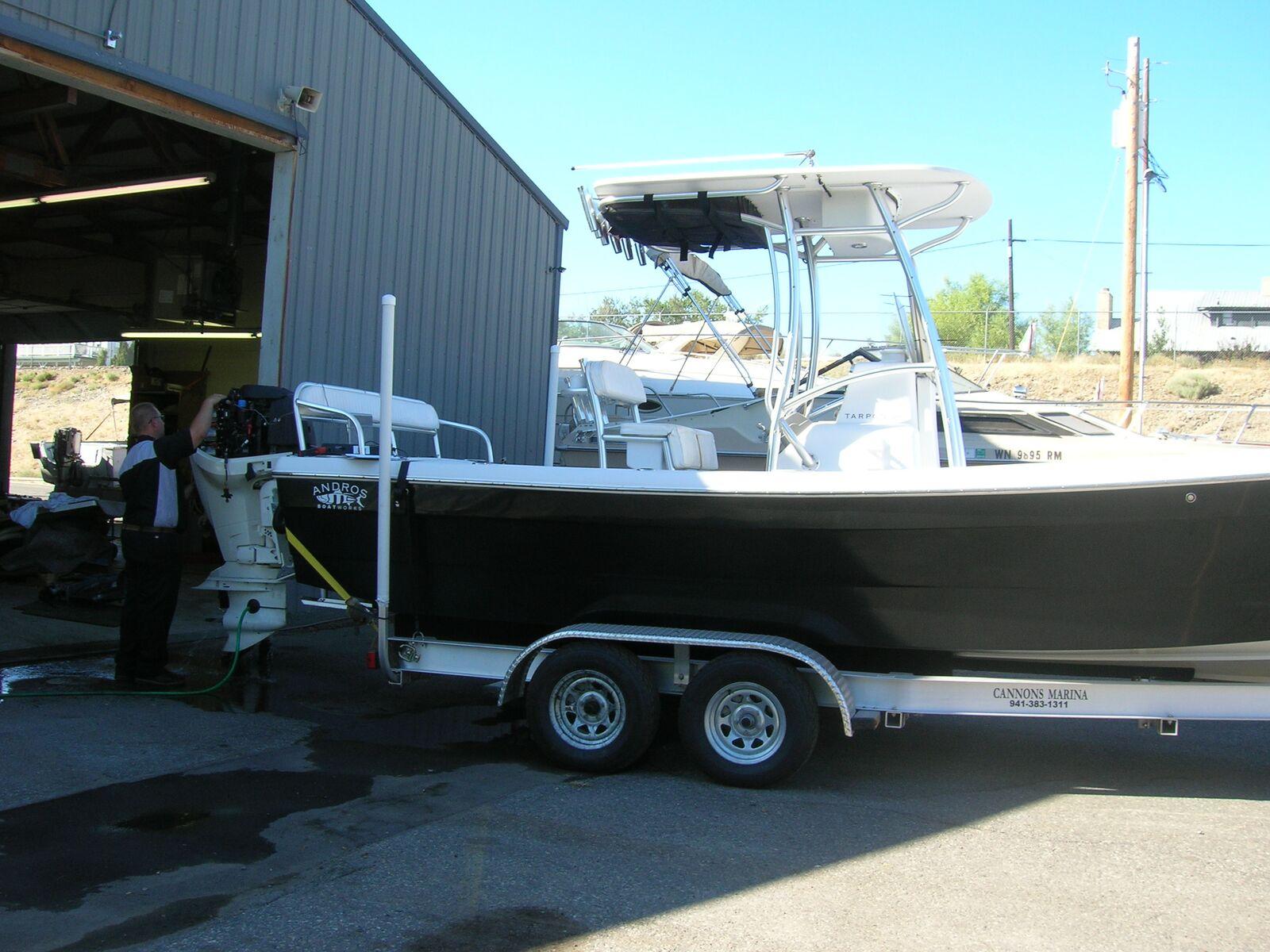 Big Boat Engine Repair Marine Slips Pasco WA Columbia Center