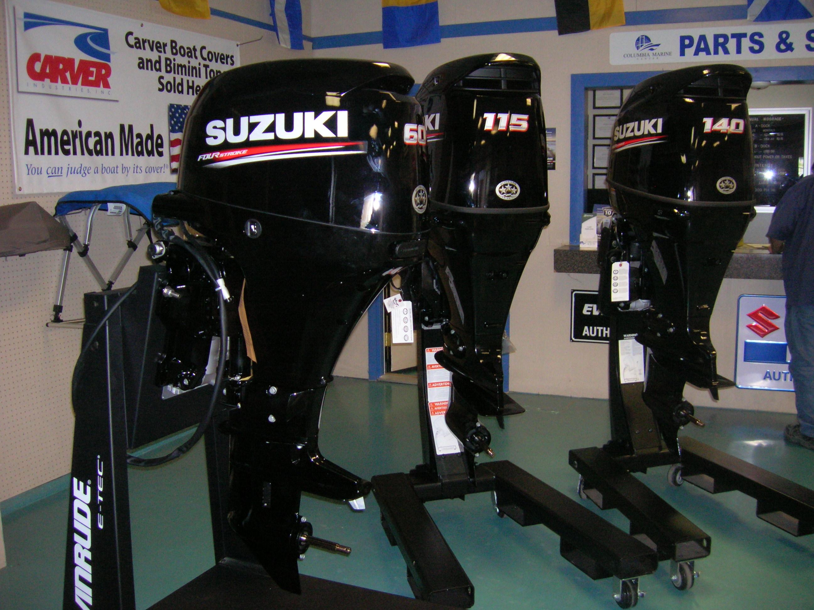 5 reasons to buy a Suzuki marine outboard motor