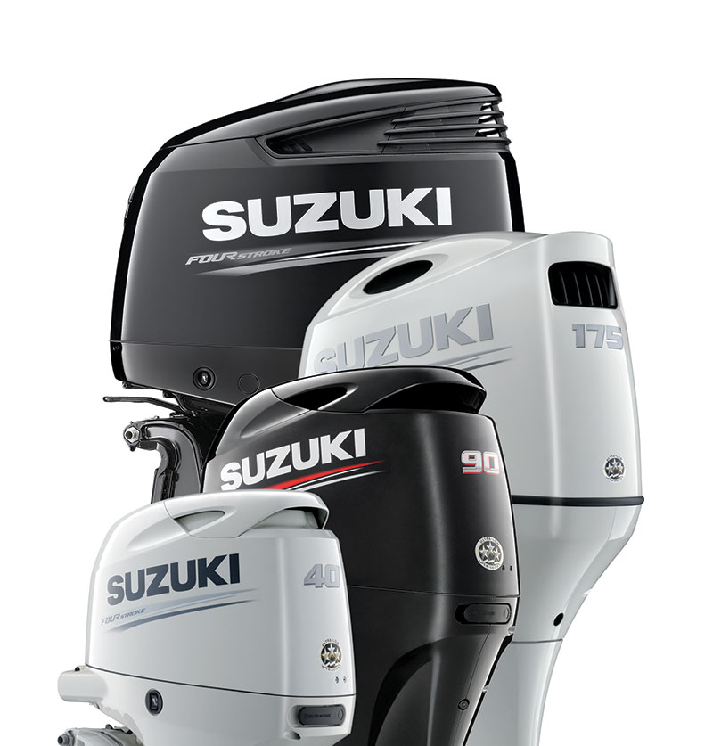 Buy a Top-Of-The-Line Suzuki Outboard Motor Today